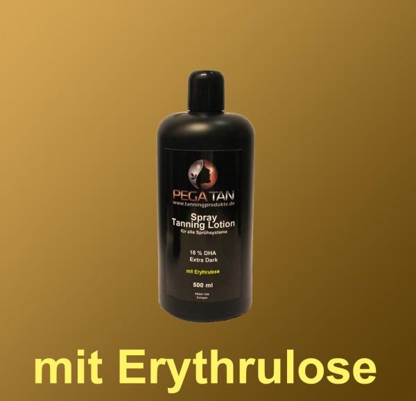 Direktbräuner Lotion mit Erythrulose 18% DHA 500 ml