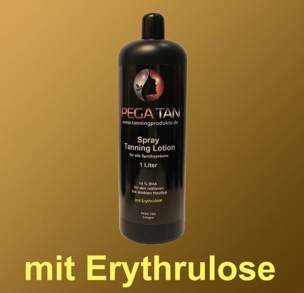 Direktbräuner Lotion mit Erythrulose 14% DHA 1000 ml