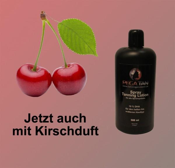 Direktbräuner Lotion mit Kirschduft 10% DHA 500 ml