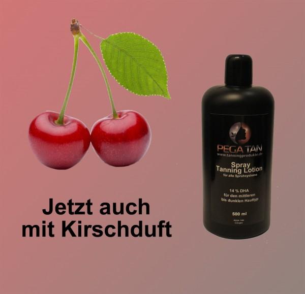 Direktbräuner Lotion mit Kirschduft 14% DHA 500 ml