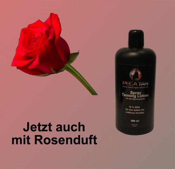 Direktbräuner Lotion mit Rosenduft 10% DHA 500 ml