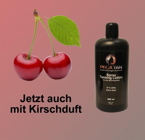Direktbräuner Lotion mit Kirschduft 18% DHA 500 ml