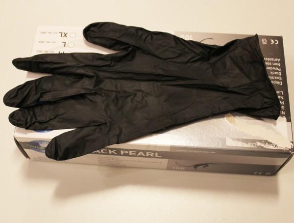 Handschuhe schwarz Gr.L