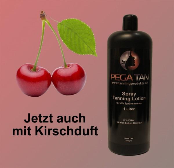 Direktbräuner Lotion mit Kirschduft 8% DHA 1000 ml