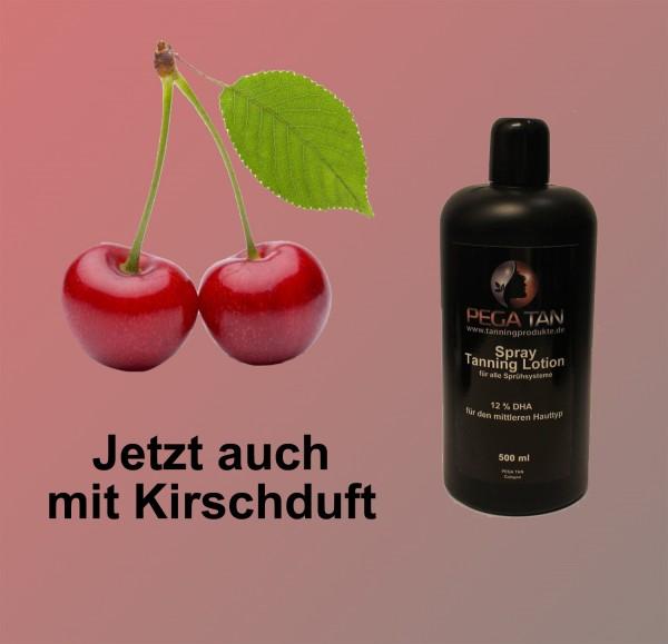 Direktbräuner Lotion mit Kirschduft 12% DHA 500 ml