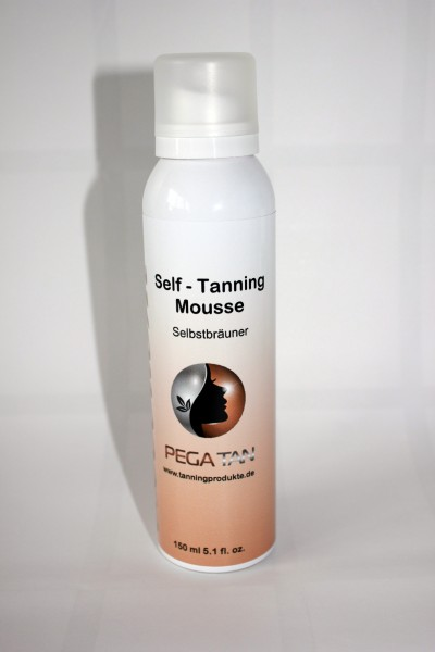 PEGA TAN Self Tanning Mousse 150 ml
