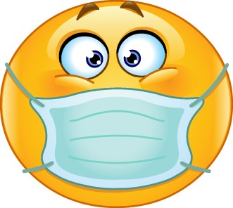 Einmal-Mund-Nasen-Maske