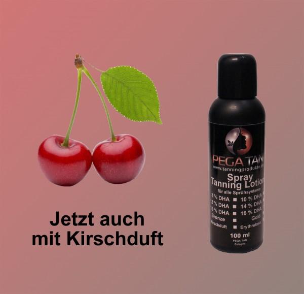 Direktbräuner Lotion mit Kirschduft 18% DHA 100 ml