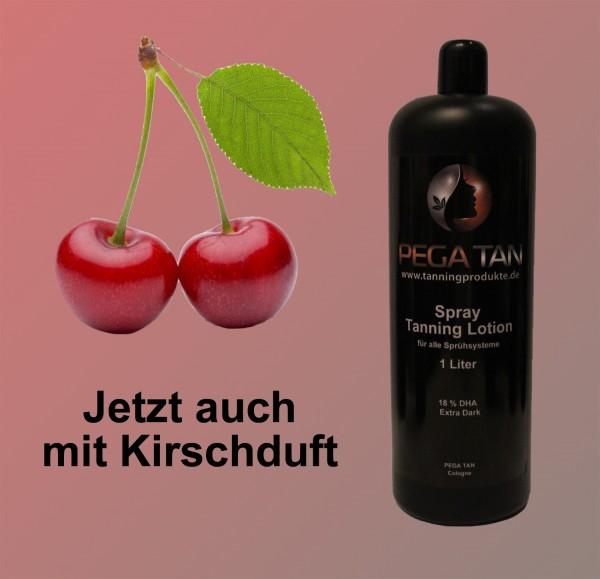 Direktbräuner Lotion mit Kirschduft 10% DHA 1000 ml