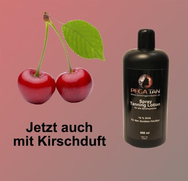 Direktbräuner Lotion mit Kirschduft 16% DHA 500 ml
